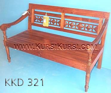 Bangku Jawa Minimalis KKD 321