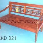 Bangku Jawa Minimalis jepara KKD 321