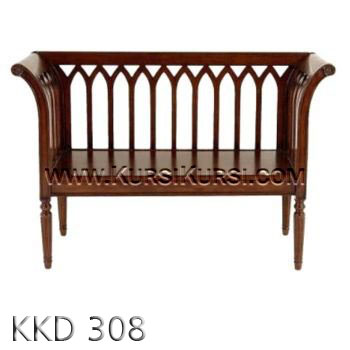 Bangku Kayu Minimalis KKD 308
