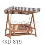 Ayunan Kayu Jati Solid KKD 819