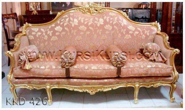 Bangku Sofa Klasik KKD 426