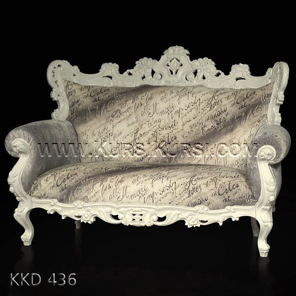Bangku Sofa Luxury Duco KKD 436
