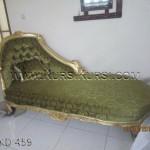 Bangku Sofa Santai Solid KKD 459