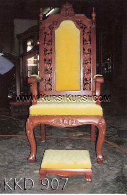 Desain Kursi Pengadilan KKD 907