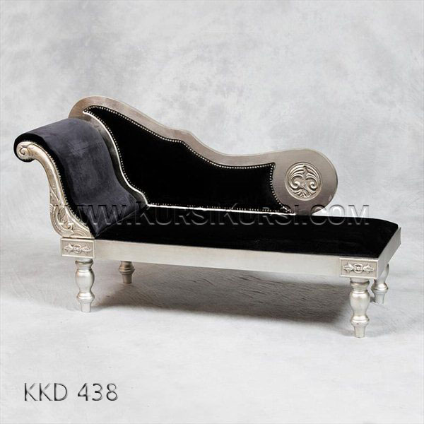 Furniture Sofa Bangku Santai KKD 438