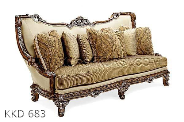 Harga Kursi Sofa Mewah KKD 683