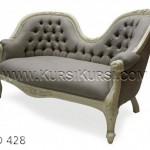 Jual Bangku Sofa Antik KKD 428
