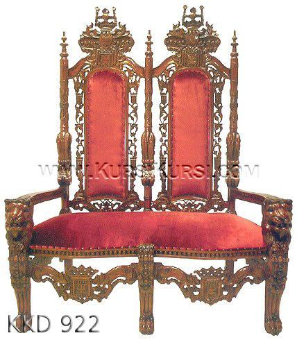Jual Kursi Manten Raja KKD 922