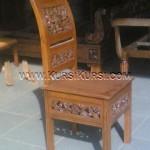 kursi meja makan KKD 595