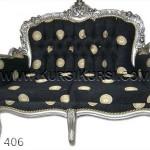King Bangku Silver KKD 406