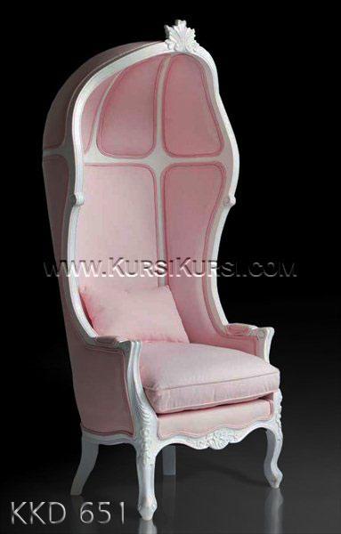 Kursi Balon Duco Jok Kain Pink KKD 651