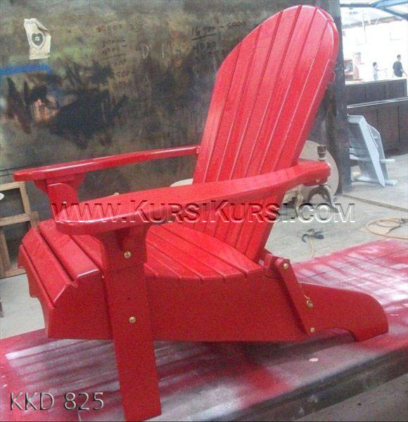 Kursi Duco Merah KKD 825