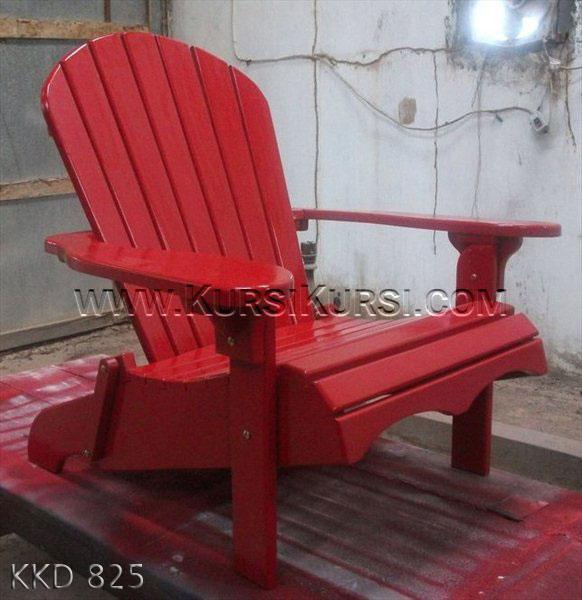 Kursi Duco Red KKD 825 (2)