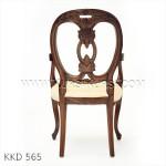 Kursi Makan Sofa Buluk KKD 565