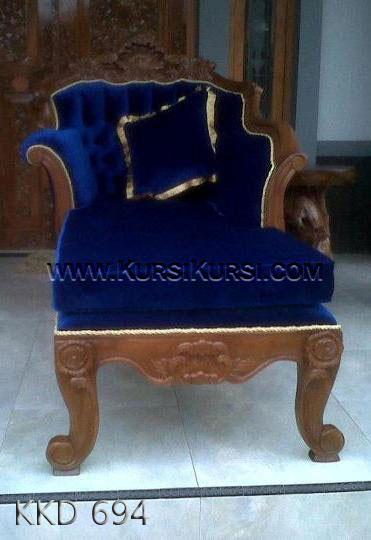 Kursi Sofa Klasic Jepara KKD 694