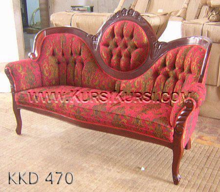 Kursi Tamu Sofa elegant KKD 470