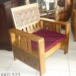Model Kursi Tamu Minimalis KKD 523