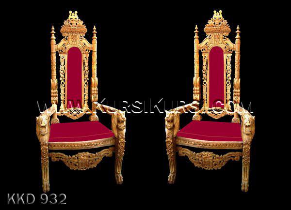 Motif Kursi Raja KKD 932
