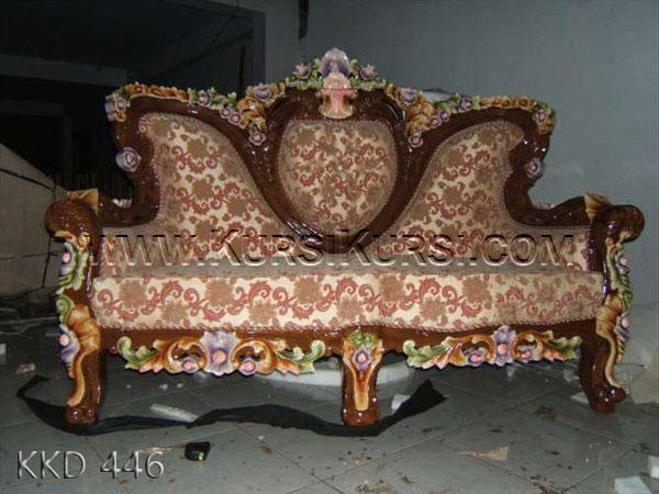 Sofa Bangku Jati Jepara KKD 446