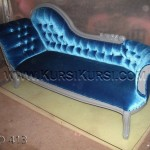 Sofa Blue Mewah KKD 413