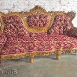 Sofa Ganesa Solid Wood KKD 448