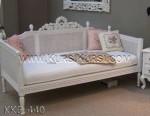 Sofa Kayu Duco Putih KKD 440