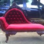 Sofa Telepon Jepara Red Cusion KKD 466