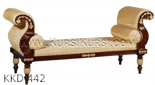 Stool Sofa Kayu KKD 442