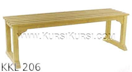Bangku Garden Minimalis KKL 206