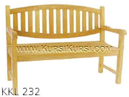 Furniture Bangku Garden KKL 232