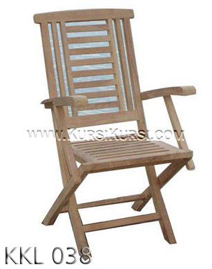 Furniture Kursi Garden Minimalis KKL-038