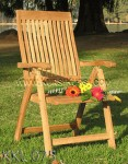 Jati Solid Chair Garden KKL-075