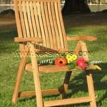 Jati Solid Chair Garden KKL-075