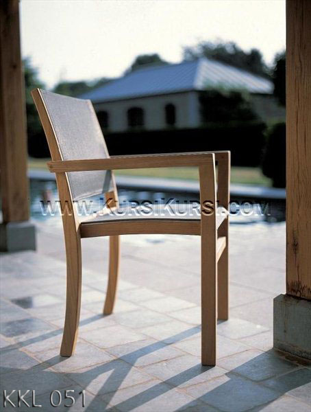 Kursi Outdoor Solid Wood KKL-051