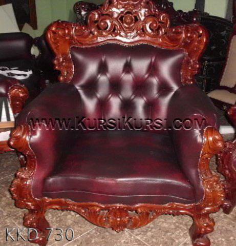 Kursi Tamu Sofa jepara KKD 730