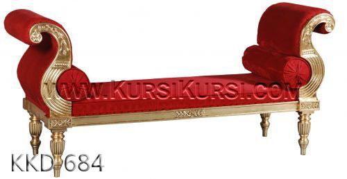 Red Sofa Kursi Jepara KKD 684