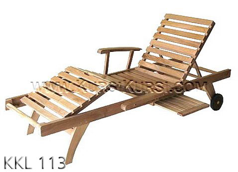 Desain Kursi Malas Garden KKL 113