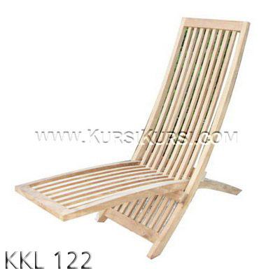 Kursi Garden Minimalis KKL 122