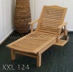 Kursi Santai Solid Wood KKL 124