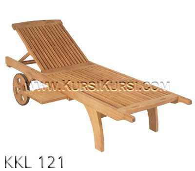 Long Chair KKL 121