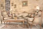 Desain Set Kursi Tamu Sofa Kode ( KKS 493 )