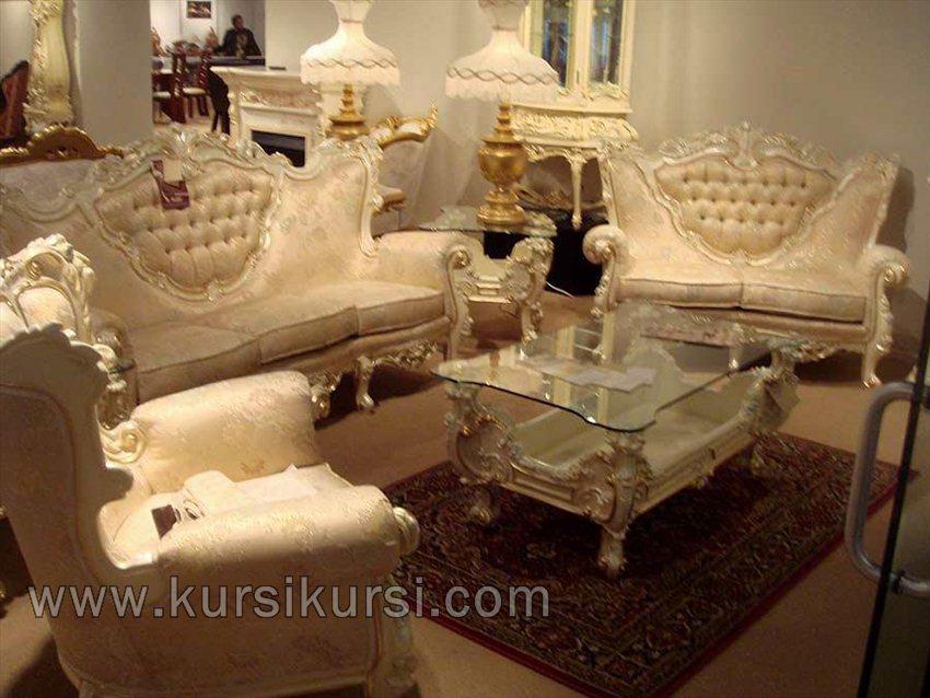 Duco Furniture Set Kursi Tamu Mewah Jepara