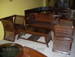 Furniture Dowel Jati Set Kursi Tamu Minimalis Kode ( KKS 598 )