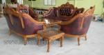 Furniture Jepara Set Sofa Kursi Tamu Ganesa Kode ( KKS 503 )