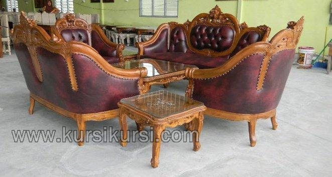 Furniture Jepara Set Sofa Kursi Tamu Ganesa
