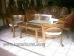 Furniture Kursi Tamu Cantik Jepara Kode ( KKS 506 )
