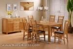 Furniture Set Kursi Meja Makan Minimalis Jepara ( KKS 131 )