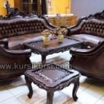 Furniture Sofa Ganesa Salur Kayu Jati