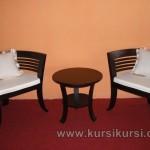 Gambar Furniture Set Kursi Teras Cantik dan Nyaman