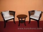 Gambar Furniture Set Kursi Teras Cantik dan Nyaman Kode ( KKS 480 )
